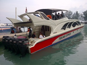 speedboat-tidung
